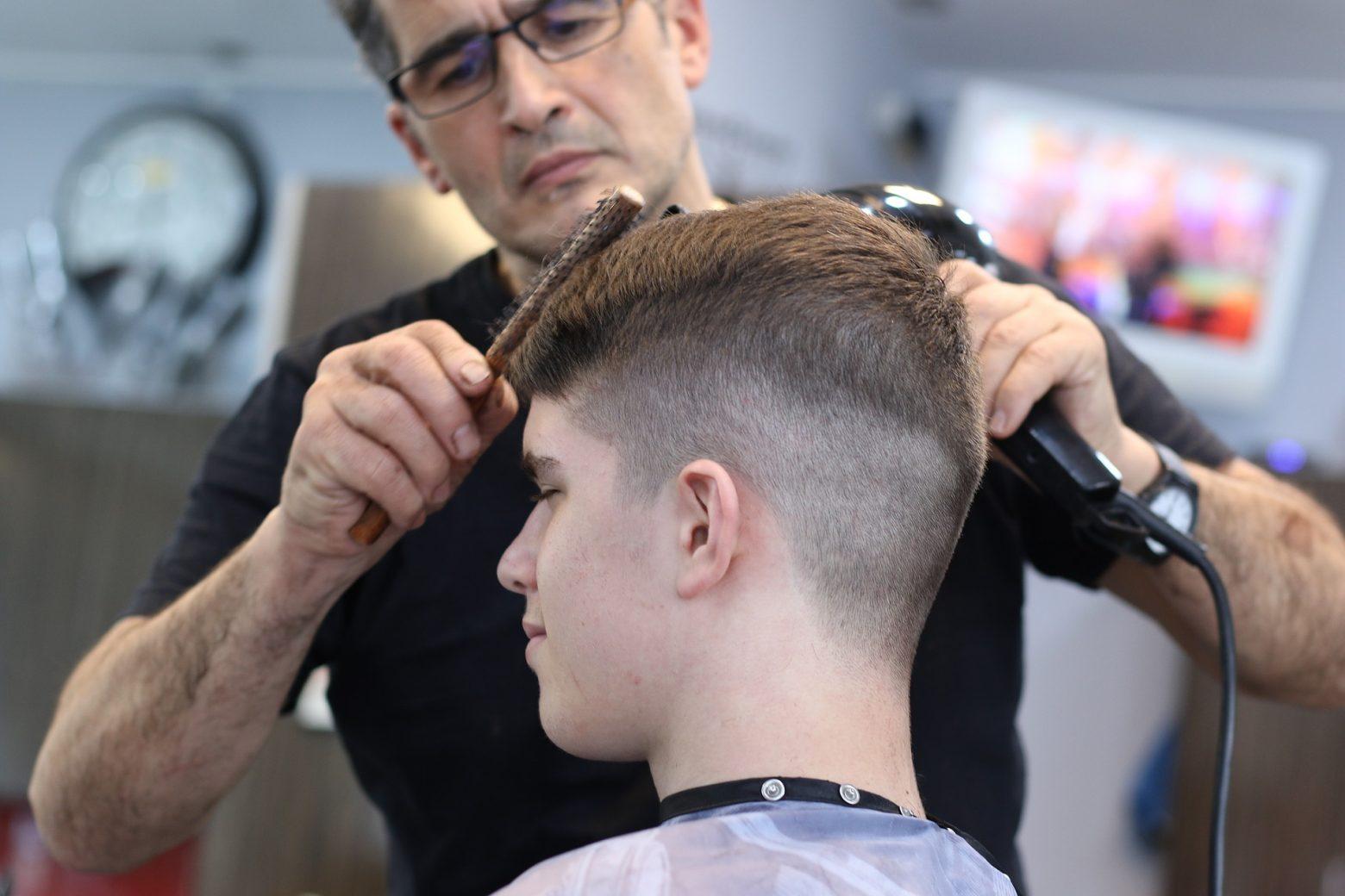 Come dovrebbe essere una poltrona per barbiere