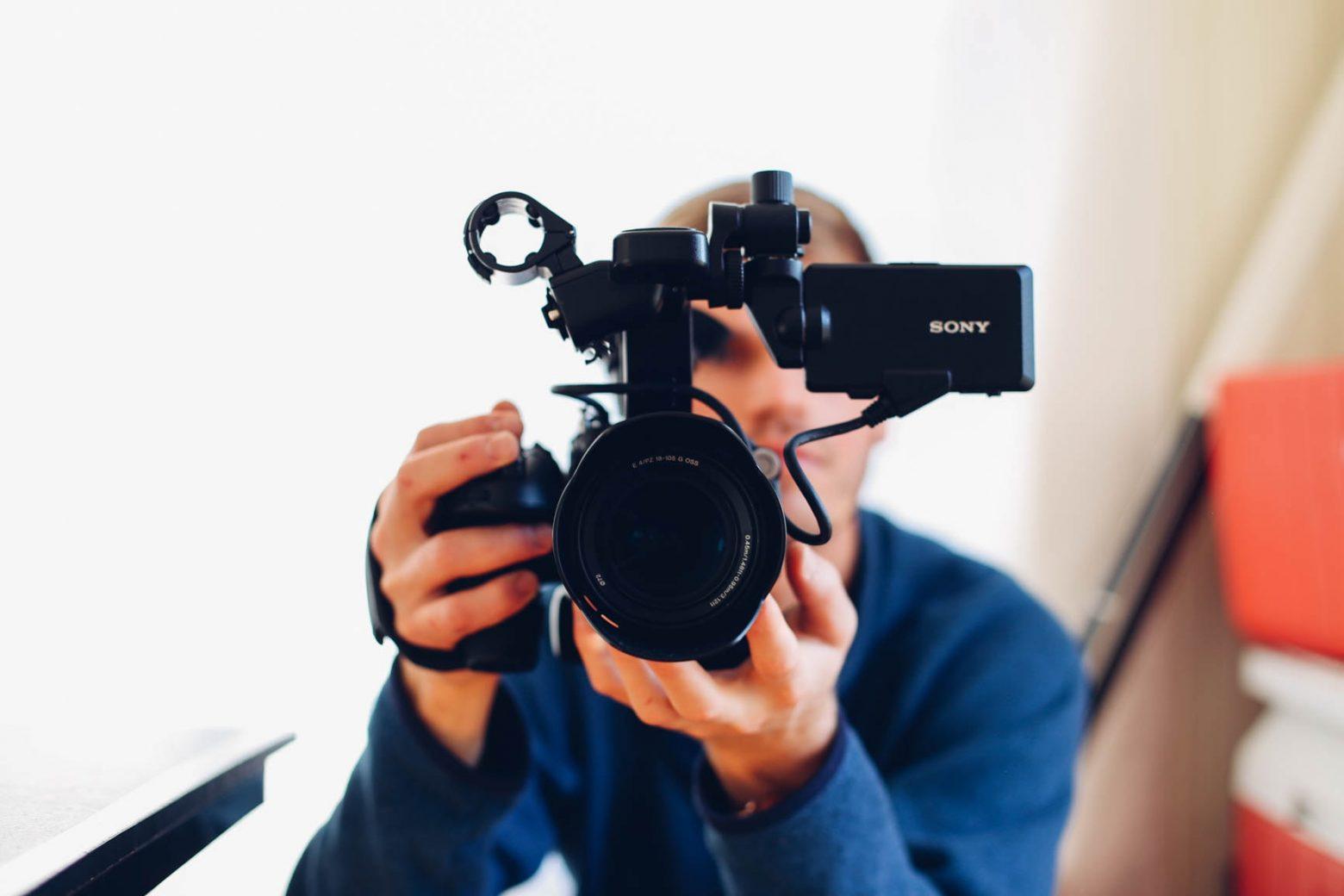Produzione video: perché affidarsi a un'agenzia professionale
